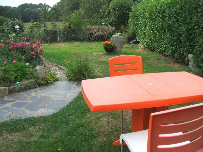 Jardin et terrasse - Terrasse et jardin la rochelle ...
